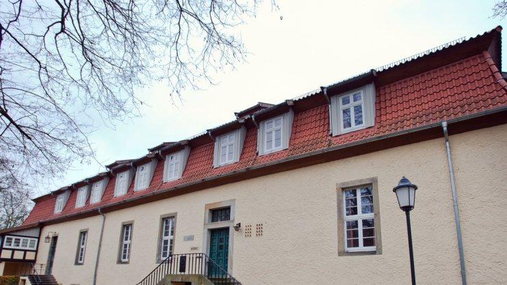 Das Tagungs- und Gästehaus der Burg Wittlage.