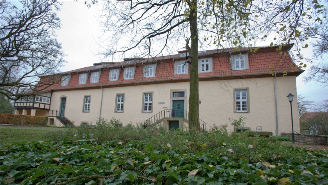 In den nächsten Tagen werden die ersten Asylbewerber auf der Burg Wittlage einziehen und im Tagungs- und Gästehaus (Foto) untergebracht. Anders als zunächst geplant, verzichtet der Landkreis Osnabrück auf eine Zwischenunterkunft.