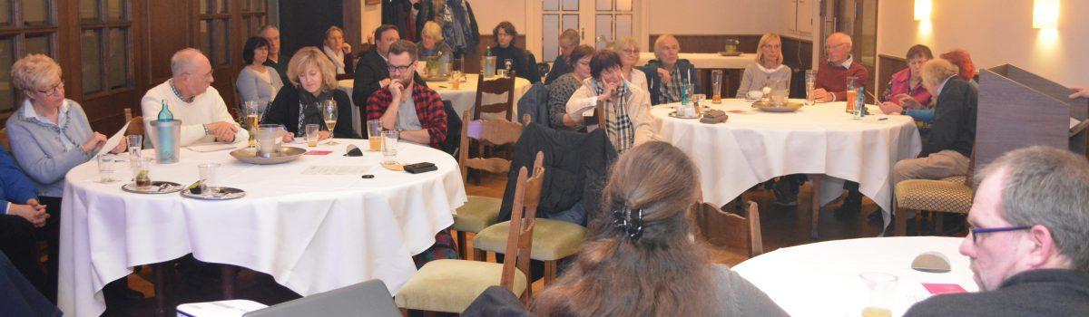 Mitgliederversammlung OK! Bad Essen 31.01.2018